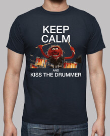 Kiss the drummer