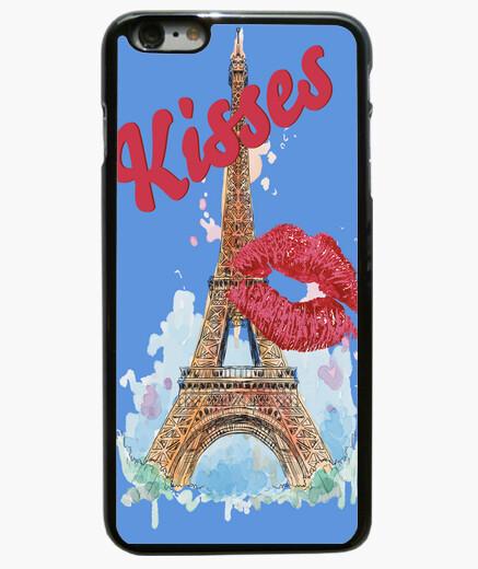 Funda iPhone 6 Plus / 6S Plus Kisses