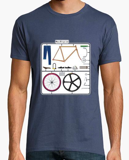 Camiseta Kit Bike