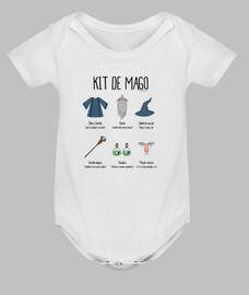 Kit de Mago - Body bebé