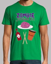 kit di sopravvivenza zombie