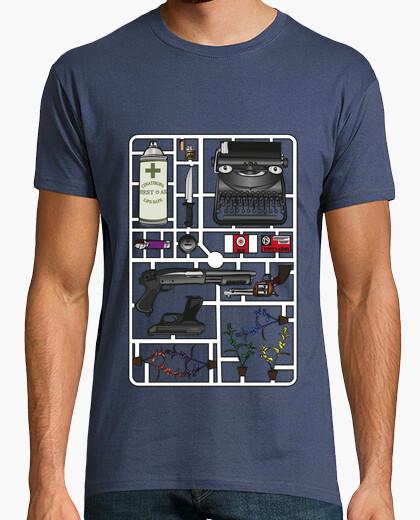 Tee-shirt kit résident