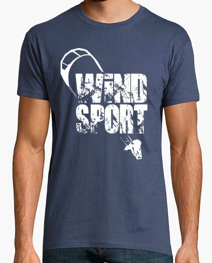 Camiseta kitesurf Windsport