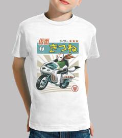 kitsune kamen rider