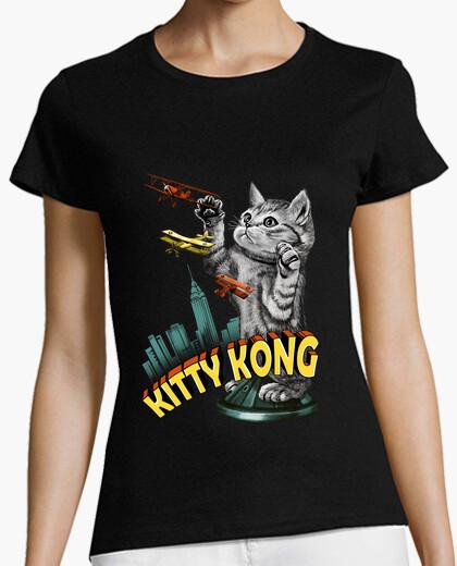 Tee-shirt Kitty Kong