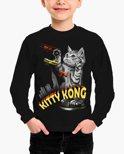 Ropa infantil Kitty Kong