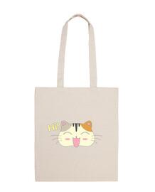 kitty salut