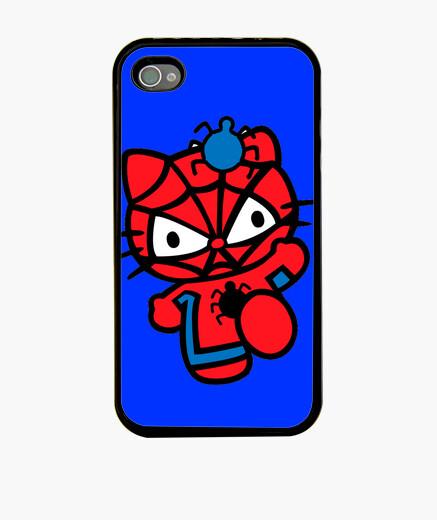Funda iPhone Kitty Spider - Funda de Móvil
