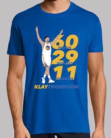 Klay Thomp son 60 points