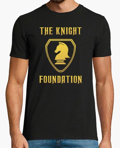 Camiseta Knight Foundation (El Coche Fantastico)