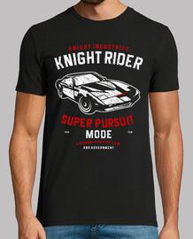 Knight Rider Coche Fantástico