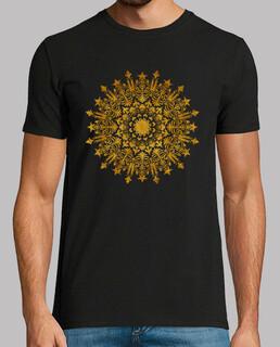 königin krone männer t-shirt