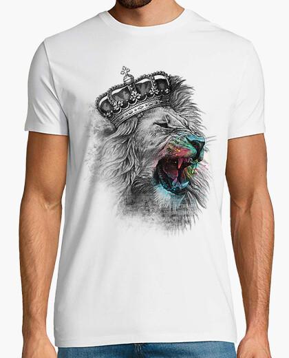 T-Shirt Königslöwe