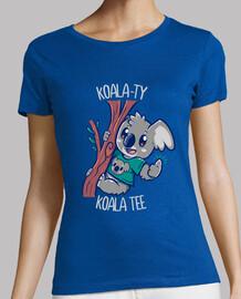 koala-ty koala tee - camisa de mujer