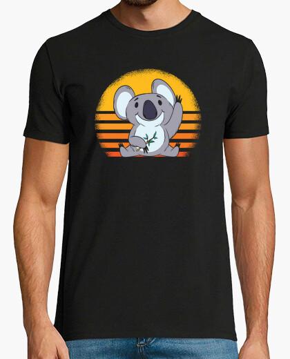 Camiseta Koala Bear Retro