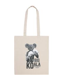 Koala boxeur