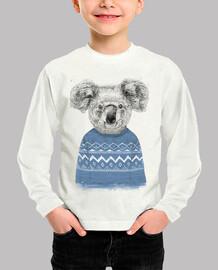 koala de invierno