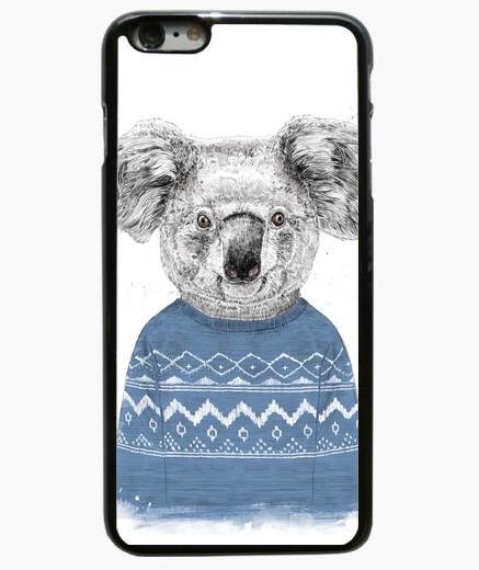 Funda iPhone 6 Plus / 6S Plus koala de invierno