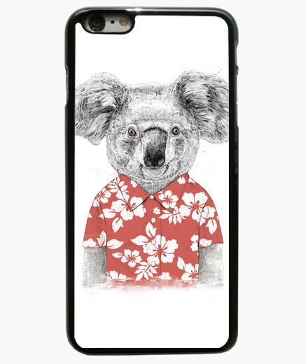 Funda iPhone 6 Plus / 6S Plus koala de verano