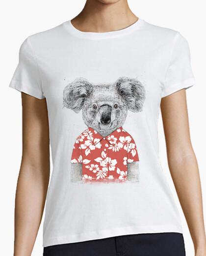 Tee-shirt koala d'été