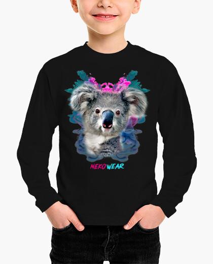 Ropa infantil Koala Paint