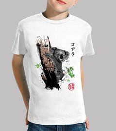 koala selvaggio