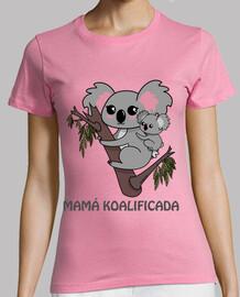 Koalas - mamá koalificada