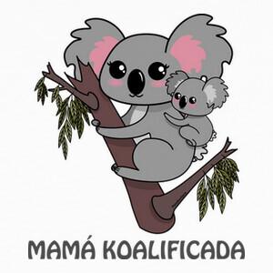 Camisetas Koalas - mamá koalificada