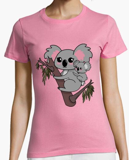 Camiseta Koalas kawaii