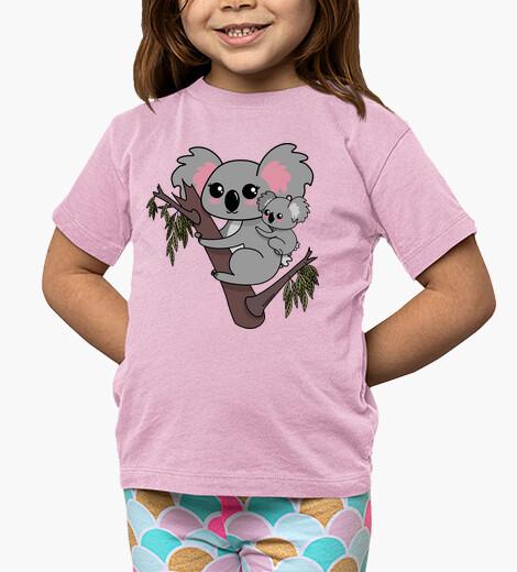 Vêtements enfant koalas kawaii