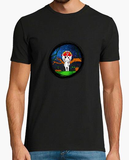 Kodama mask t-shirt