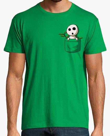 Camiseta Kodama pocket