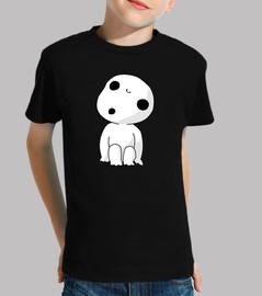 Kodama t shirt para niño