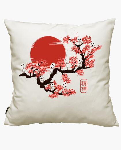 Kodamas traditional cushion cover