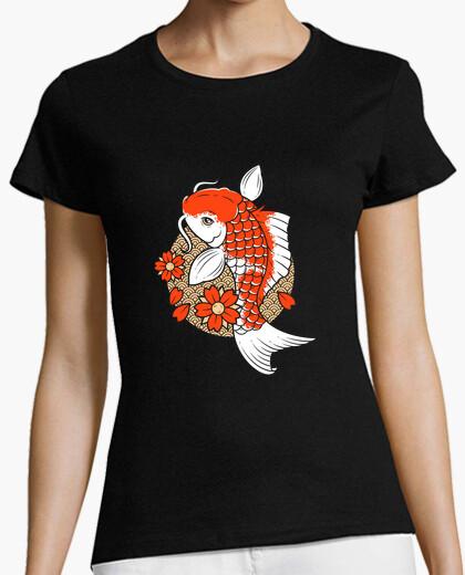 Camiseta Koi Carp