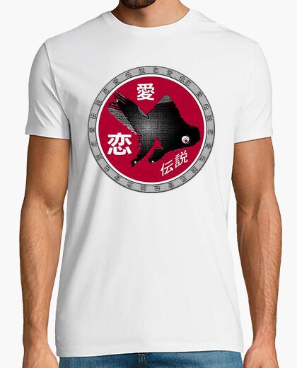 T-shirt koi l eye nda