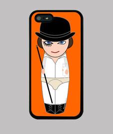 Kokeshi Alex de La naranja mecánica
