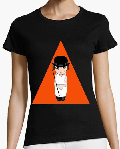 Tee-shirt Kokeshi Alex l'Orange mécanique