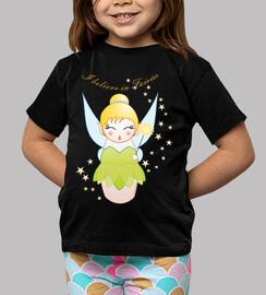 Kokeshi Campanilla, I believe in fairies