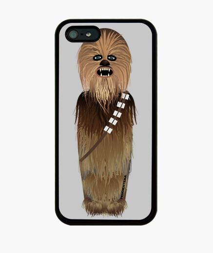 Funda iPhone Kokeshi Chewbacca