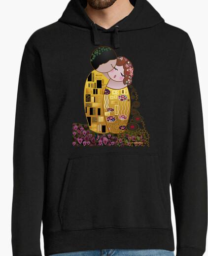 Jersey Kokeshi El Beso estilo Klimt
