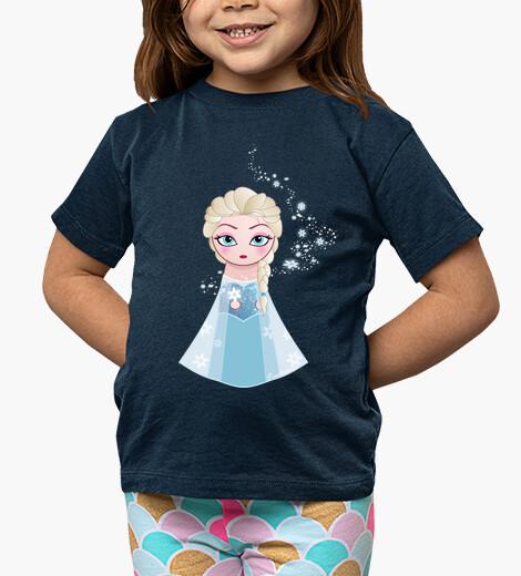 Ropa infantil Kokeshi Elsa de Frozen