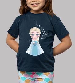 Kokeshi Elsa de Frozen