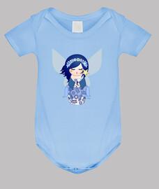 Kokeshi Hada Azul
