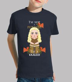 Kokeshi im not a princess (daenerys)