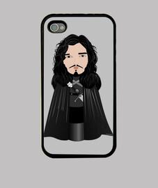 Kokeshi Jon Snow