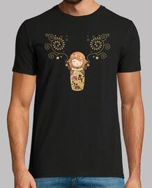 Kokeshi Klimt