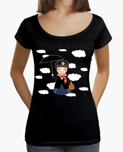 Camiseta Kokeshi Mary P.