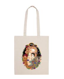 Kokeshi Maternidad estilo Klimt