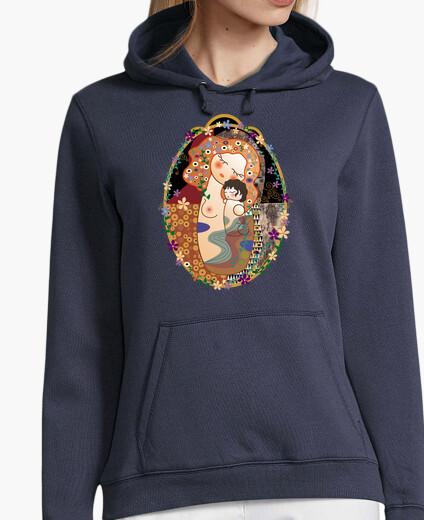 Jersey Kokeshi Maternidad estilo Klimt